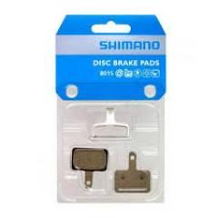 Pastilha Freio a Disco Shimano B01S T615 Resina BR-M375/575/475/445