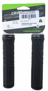 Manopla Cannondale Grip D2 Lock On Grips | BIKE ALLA CARTE