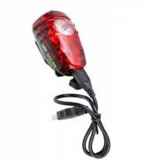 Farol NiteRider Vista Light Solas TL 2 Watt USB   BIKE ALLA CARTE