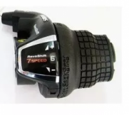 Passador marcha Revoshift Shimano Tourney RS35 7V GRIPSHIFT