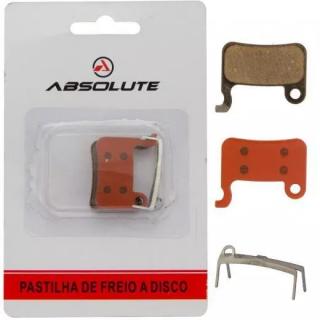 Pastilha Freio a Disco Absolute P03 | BIKE ALLA CARTE