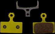 Pastilha de Metal Shimano M8000 DEORE XTR/XT/