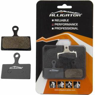 Pastilha Alligator Freio a Disco Hidráulico HK BP055 | BIKE ALLA CARTE