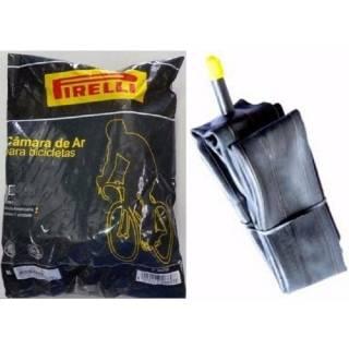 Câmara de Ar Aro 29 Pirelli Válvula Schrader Americana 48mm | BIKE ALLA CARTE