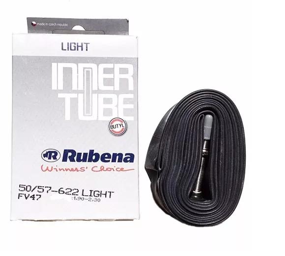 Câmara de Ar Light Rubena Super Leve 27.5