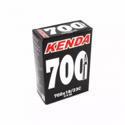 Câmaras de Ar 700X18/23 Kenda Presta 80mm Bike Speed