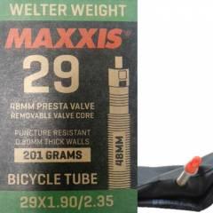Câmara De Ar Maxxis 29X1.9/2.35 Bico Fino 48mm