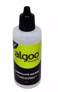 Lubrificante Multiuso Corrente Algoo Anticorrosivo 60ml | BIKE ALLA CARTE