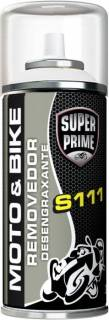 Removedor Desengraxante Super Prime S111 Spray 200ml/90g | BIKE ALLA CARTE