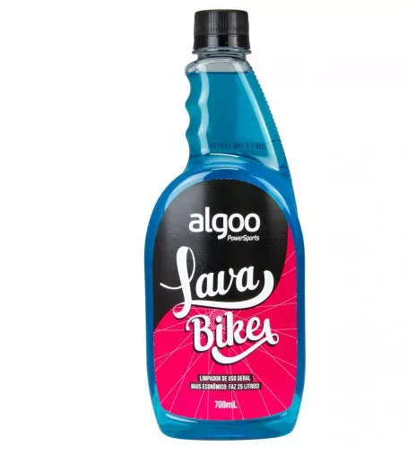 Shampoo Algoo Limpador Lava Bikes 700ml