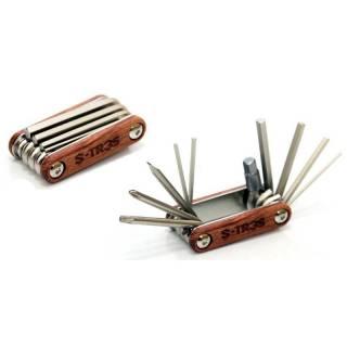 Chave Canivete Session Parts S-tr3s 10 Funções | BIKE ALLA CARTE
