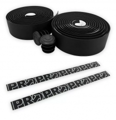 Fita de Guidão Shimano Pro Race Control Microfibra Preta