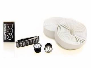 Fita de Guidão Shimano Pro Race Control Microfibra Branca   BIKE ALLA CARTE