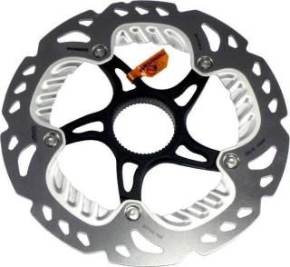 Disco Rotor Shimano XTR/SAINT SM-RT99 160mm Center Lock | BIKE ALLA CARTE