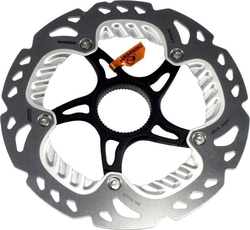 Disco Rotor Shimano XTR/SAINT SM-RT99 160mm Center Lock