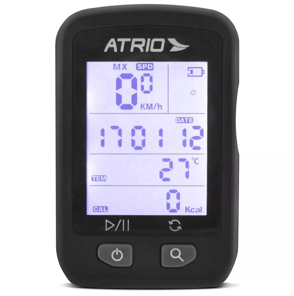 Ciclocomputador GPS Átrio Iron BI091