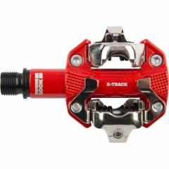Pedal Look X-Track Mtb - Vermelho