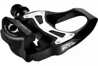 Pedal Shimano 105 Pd-5800 Spd-sl Encaixe Road | BIKE ALLA CARTE