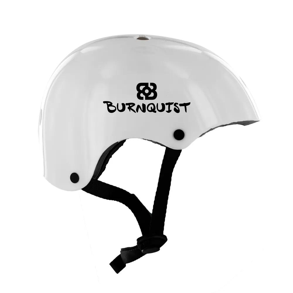 Capacete Bob Burnquist - Branco M e G