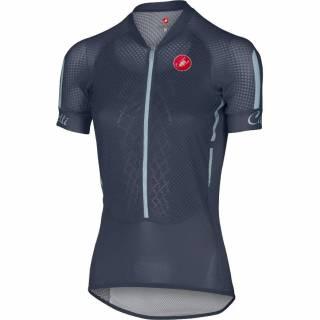 Camisa Castelli Feminina Climber Navy Azul - Tam M | BIKE ALLA CARTE