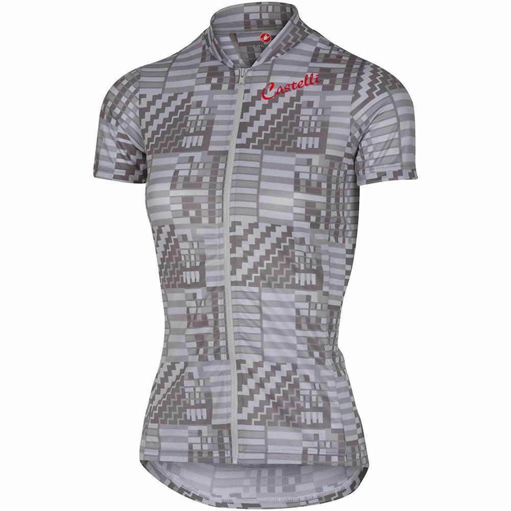 Camisa Castelli Feminina Sentimento Camuflada - Tam G