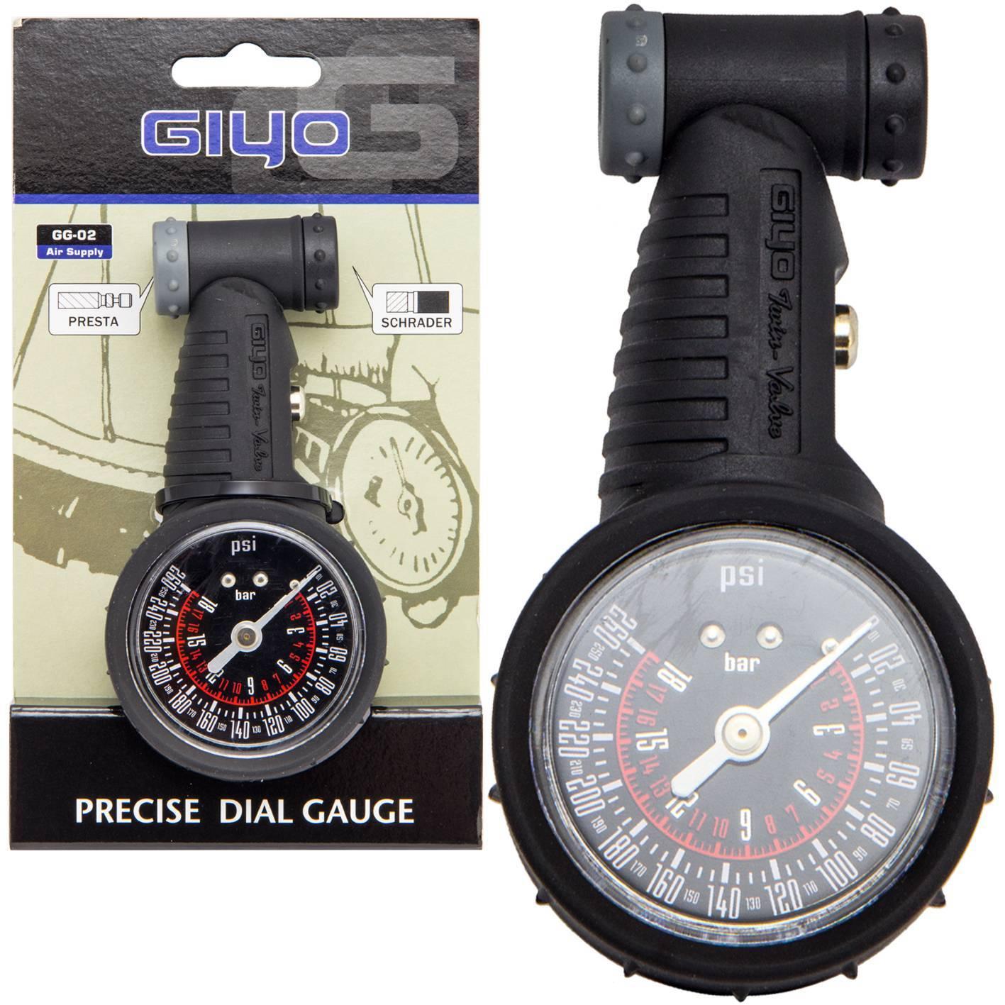 Medidor de Pressão de Pneu Giyo GG-02