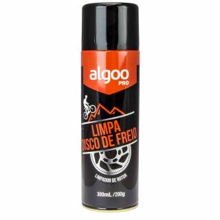 Limpa Disco de Freio Algoo PRO Spray 300ml | BIKE ALLA CARTE
