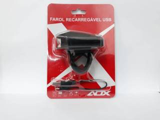 Farol ADX 200 Lumens USB | BIKE ALLA CARTE