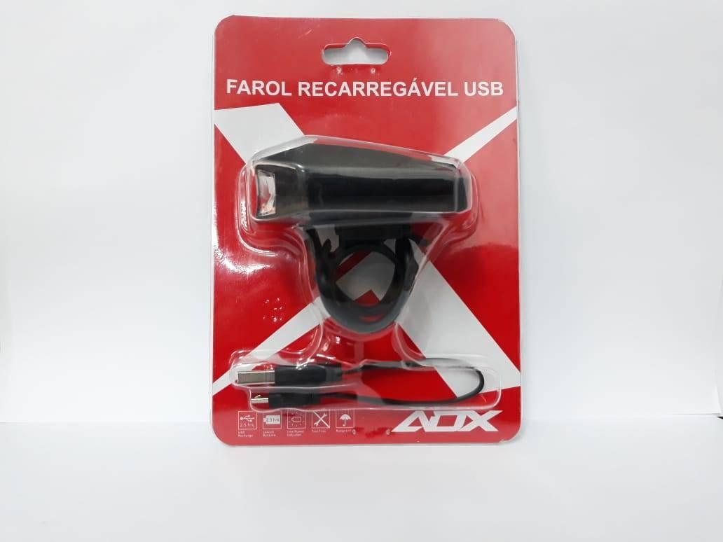 Farol ADX 200 Lumens USB