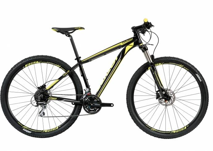 Bicicleta Caloi Explorer Comp 2018 29' P
