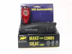 Niterider Combo Mako+Solas Usb