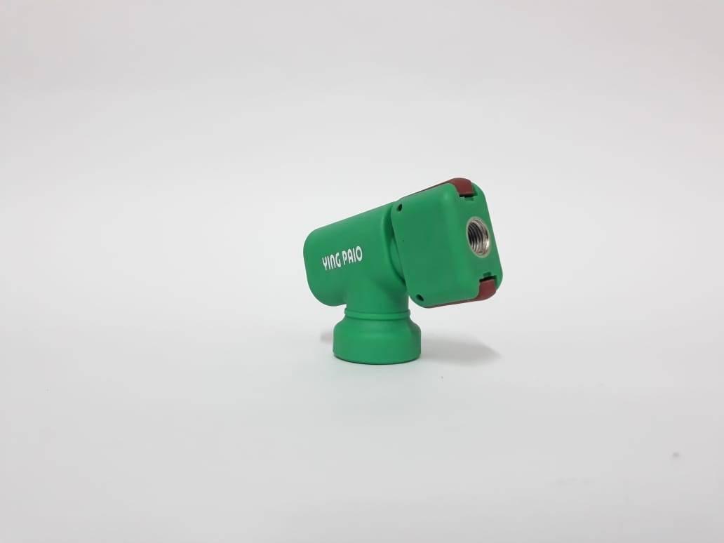 Bomba C02 Calypso Verde