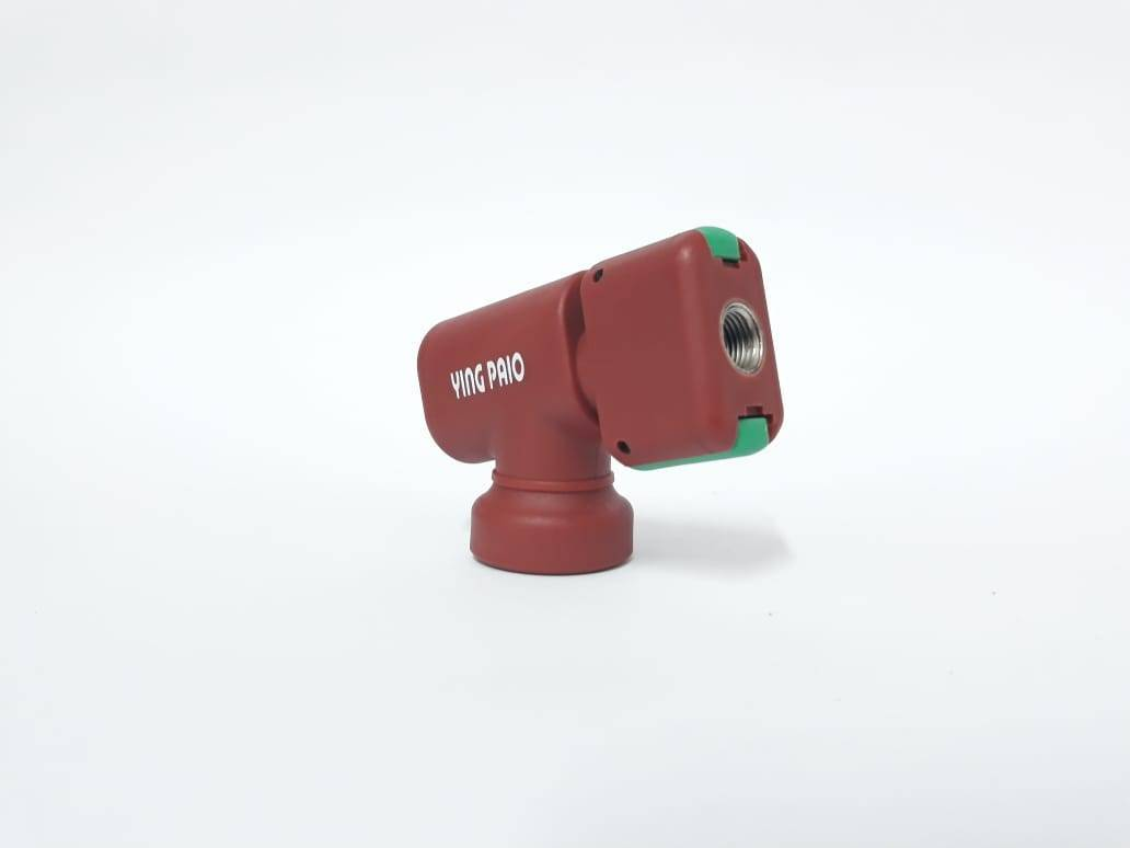 Bomba C02 Calypso Vermelha