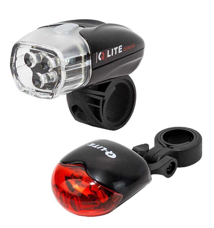 Farol Q-Lite QL-275W + Lanterna QL-201 R3