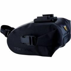 Bolsa de selim Topeak Wedge Drybag com engate tam P