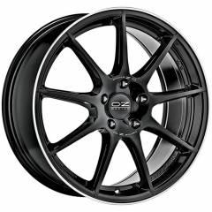 Jogo de Rodas OZ Veloce GT Gloss Black 18x8 5x112