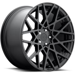 Jogo de rodas Rotiform BLQ Matte Black 19x8,5 5x112