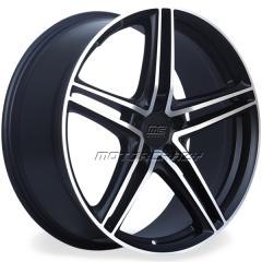 Jogo de rodas réplicas Mercedes AMG GT Preto 18 5x112