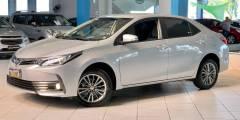 Toyota Corolla 1.8 16V GLI Flex 4P Automático