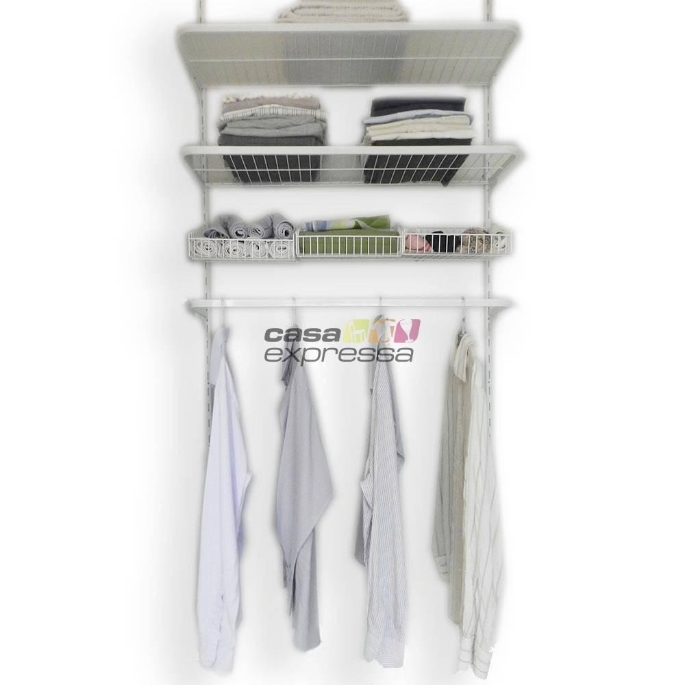 Arara Closet Kit - ZK04C - 90x100cm