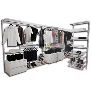 Closet Aramado em L CLL15 3,10m X 1,50m
