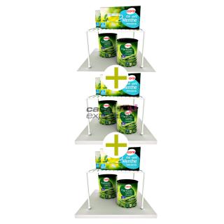 Organizador para armário - Pequeno - 3 Unidades | CASA EXPRESSA