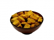 Croutons sabor alho