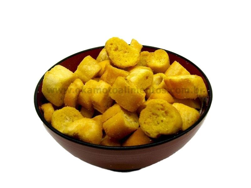 Croutons sabor queijo