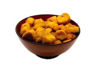Croutons sabor pimenta