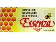 Sache de mel e própolis (75 saches) - Essenza