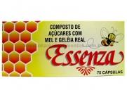 Sache de mel e geléia real (75 saches) - Essenza