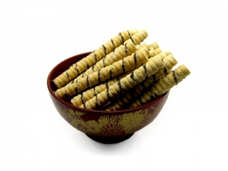 Tubetes baunilha - granel
