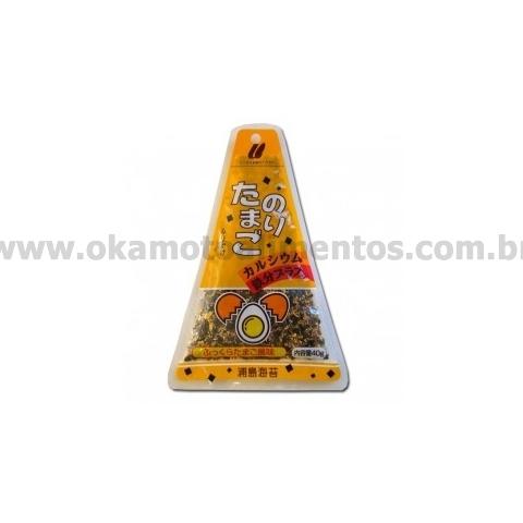 Furikake Triângulo Nori Tamago 40g
