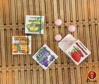 Chiclete Marukawa Bubble Gum